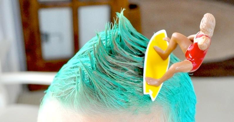 Kara S Party Ideas Crazy Hair Day Ideas Surf S Up Bugs