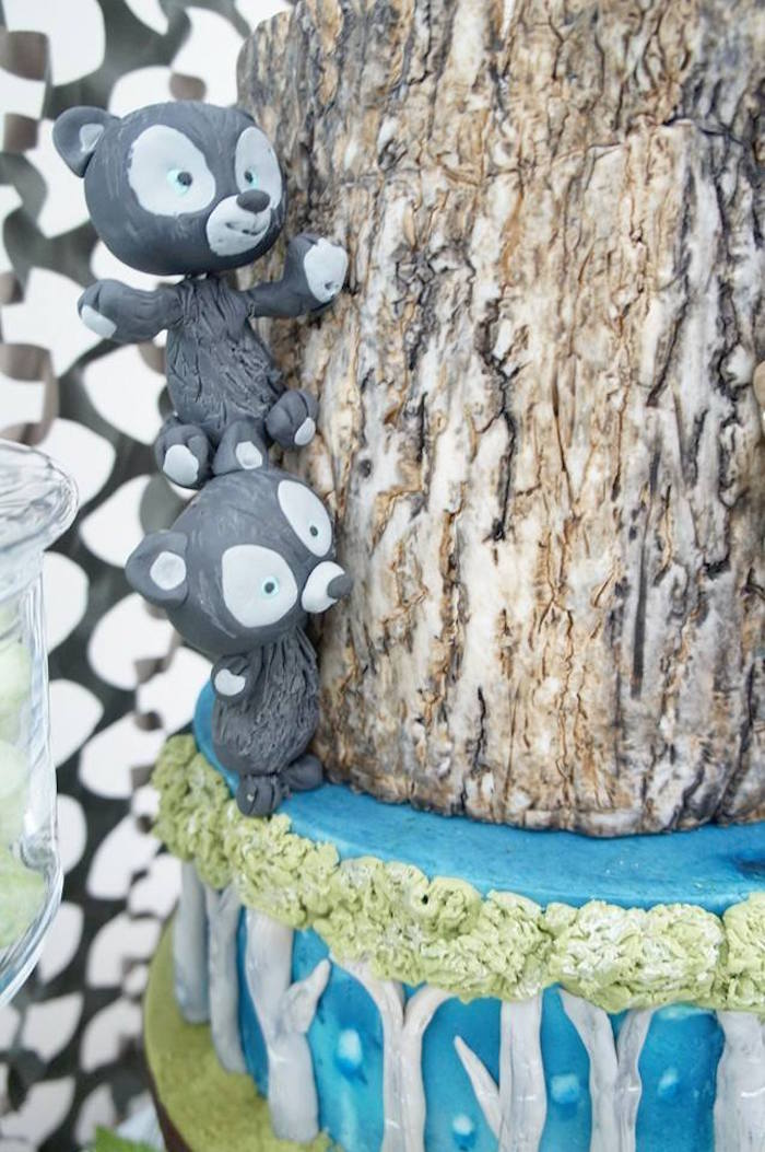 Cake detail from a Disney's Brave Themed Birthday Party on Kara's Party Ideas | KarasPartyIdeas.com (8)
