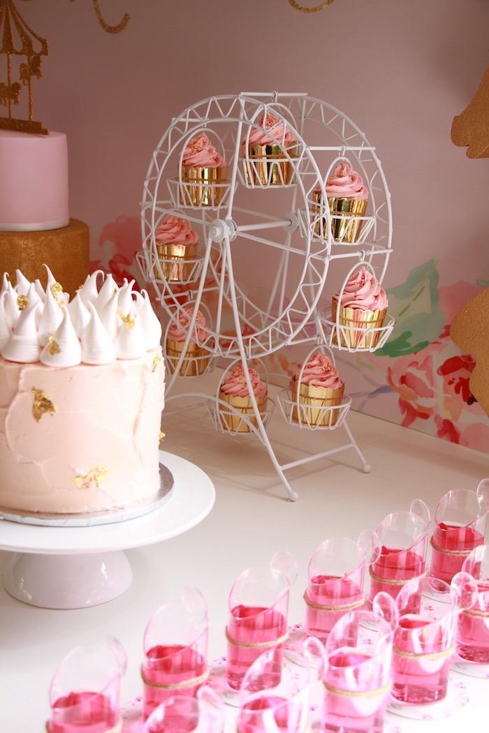 Carousel Cake Ideas