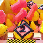 Girly Construction Themed Birthday Party on Kara's Party Ideas | KarasPartyIdeas.com (1)