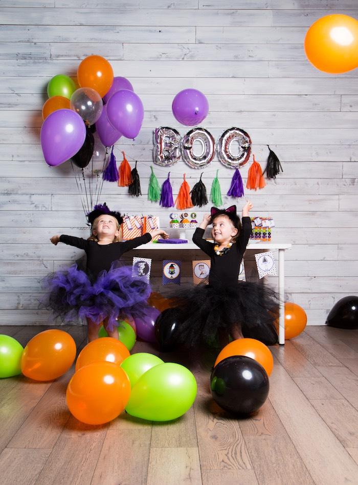Kara's Party Ideas Halloween Monster Party for Kids   Kara ... - photo#47
