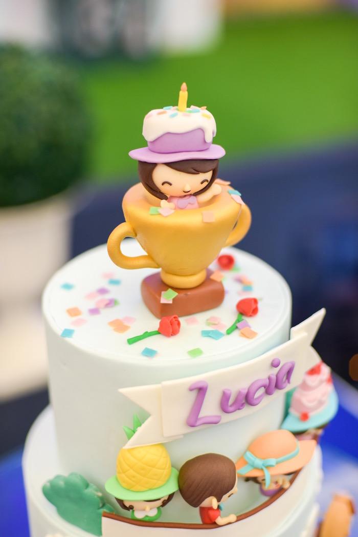 Alex Franco Birthday Cake