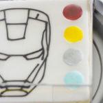 Iron Man + Hulk & Spiderman Superhero Birthday Party on Kara's Party Ideas | KarasPartyIdeas.com (1)
