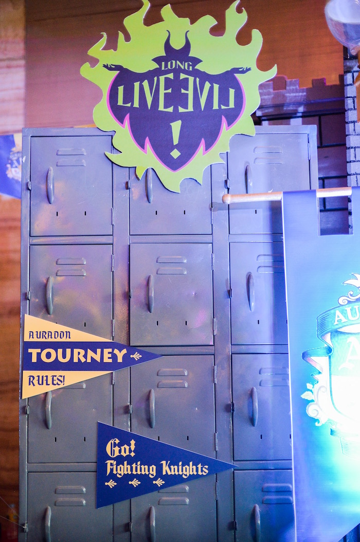 Detail + decor from a Maleficent Birthday Party on Kara's Party Ideas | KarasPartyIdeas.com (4)