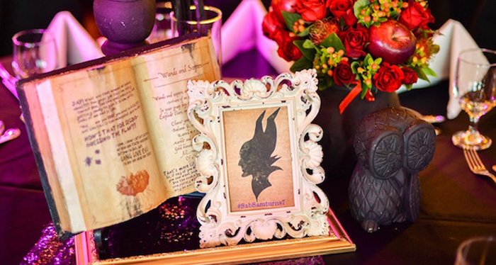 Maleficent Birthday Party on Kara's Party Ideas | KarasPartyIdeas.com (3)