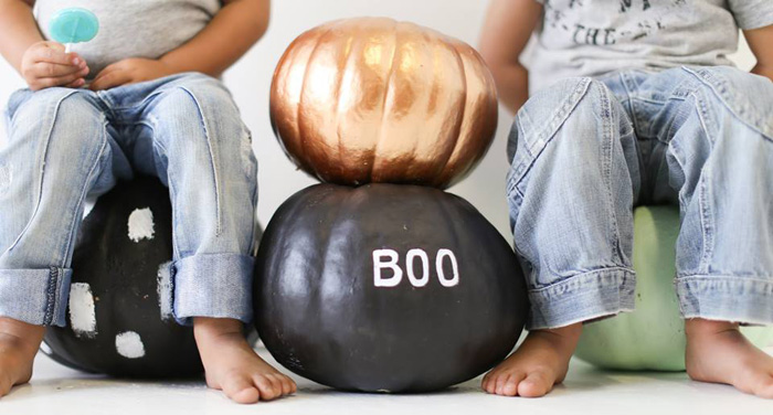 Modern Glam Halloween Party for Kids on Kara's Party Ideas | KarasPartyIdeas.com (2)