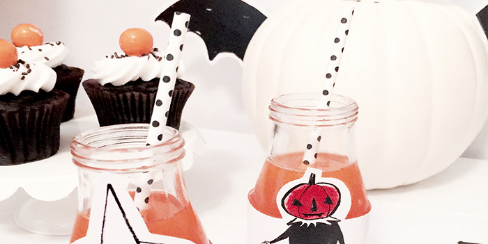 Not So Scary Halloween Party on Kara's Party Ideas | KarasPartyIdeas.com (2)