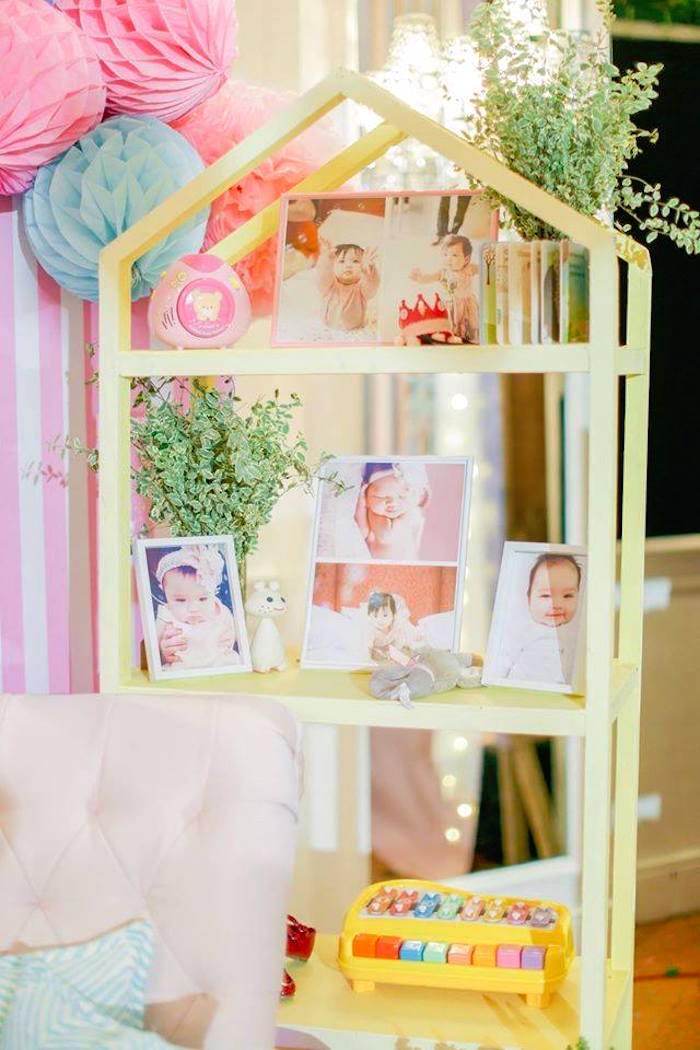 Guest of honor highlight from a Nutcracker Ballerina Birthday Party on Kara's Party Ideas | KarasPartyIdeas.com (21)
