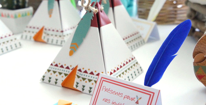 Native American Wedding Invitations: Kara's Party Ideas Pow Wow Birthday Party