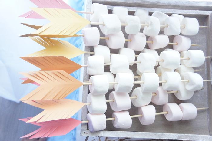 Kara S Party Ideas Pow Wow Birthday Party Kara S Party Ideas