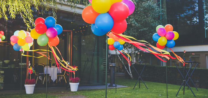 Rainbow Birthday Party on Kara's Party Ideas | KarasPartyIdeas.com (3)
