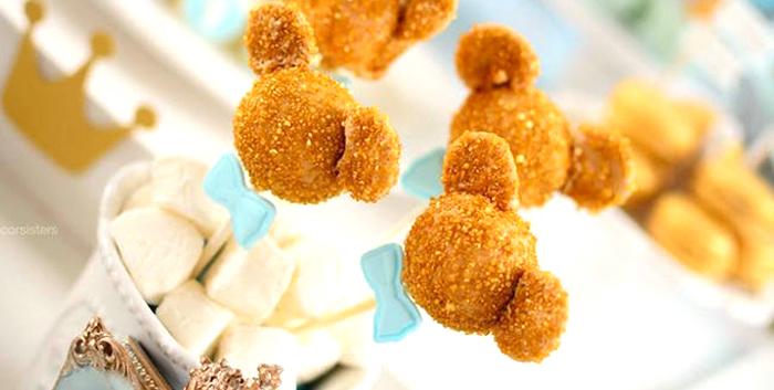 Royal Mickey Mouse Birthday Party On Karas Ideas