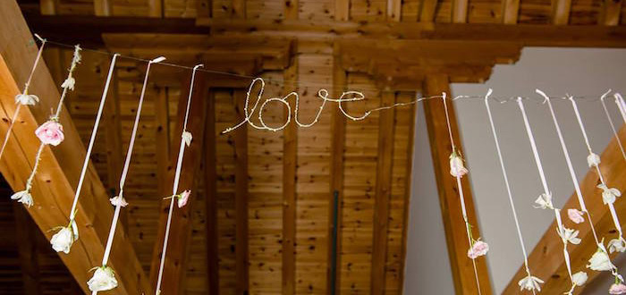 Rustic Chic Mountain Wedding on Kara's Party Ideas | KarasPartyIdeas.com (4)