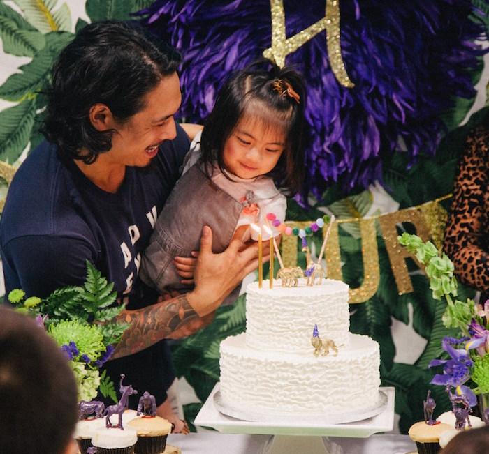 Safari Animal Birthday Party on Kara's Party Ideas | KarasPartyIdeas.com (20)