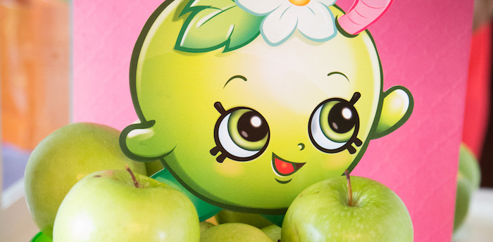 Shopkins Birthday Party on Kara's Party Ideas | KarasPartyIdeas.com (1)