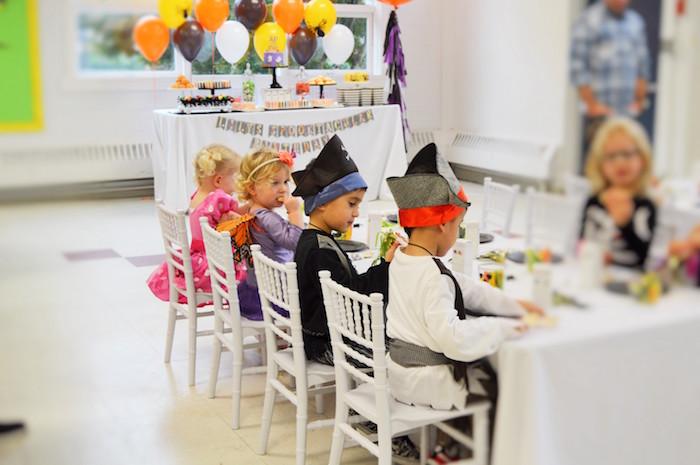 Spooktacular Halloween Birthday Party on Kara's Party Ideas | KarasPartyIdeas.com (3)