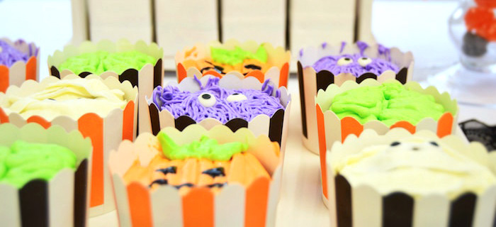 Spooktacular Halloween Birthday Party on Kara's Party Ideas | KarasPartyIdeas.com (2)