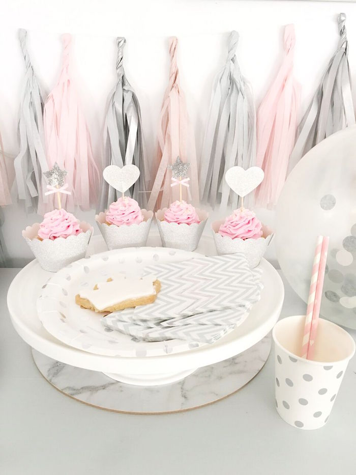 Kara S Party Ideas Sweet Swan Birthday Party Kara S
