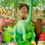 The Good Dinosaur Birthday Party on Kara's Party Ideas | KarasPartyIdeas.com (1)