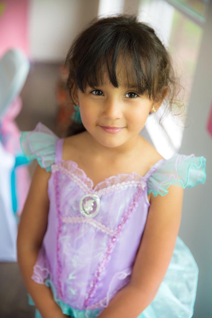 Little Mermaid Birthday Party on Kara's Party Ideas | KarasPartyIdeas.com (12)
