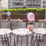 Urban Gender Reveal Party on Kara's Party Ideas | KarasPartyIdeas.com (2)