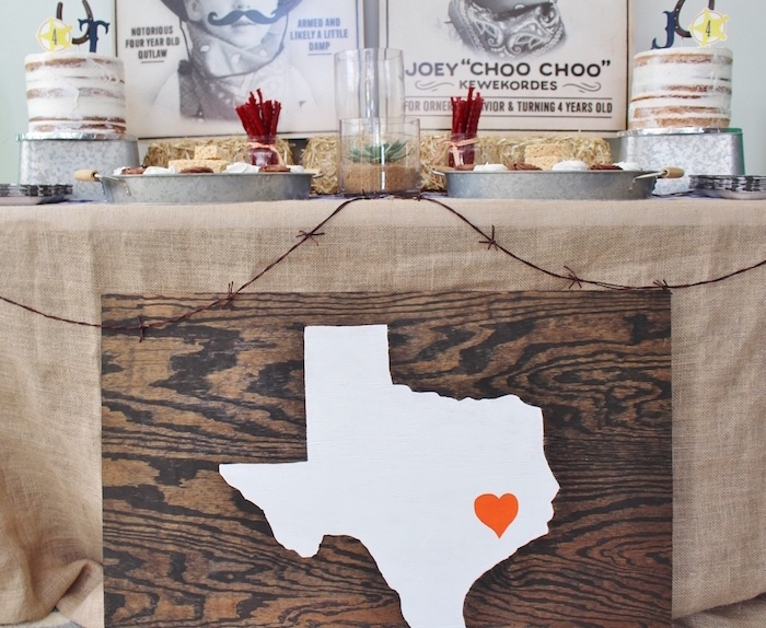 Image result for texas idea vintage theme party