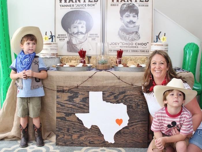 Western Rodeo Birthday Party on Kara's Party Ideas | KarasPartyIdeas.com (26)