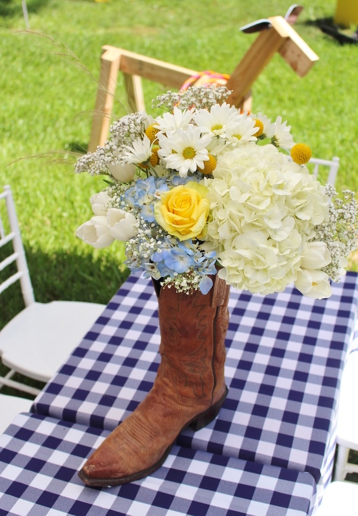 Kara s party ideas western rodeo birthday
