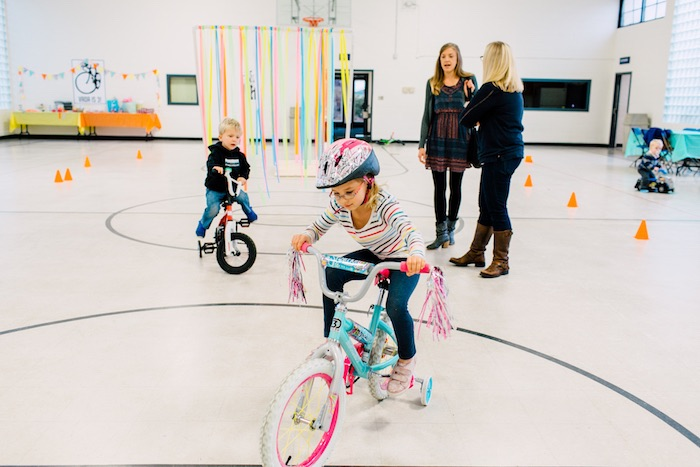 Bike Themed Birthday Party on Kara's Party Ideas | KarasPartyIdeas.com (7)