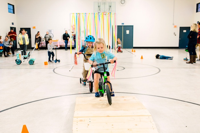 Bike Themed Birthday Party on Kara's Party Ideas | KarasPartyIdeas.com (4)