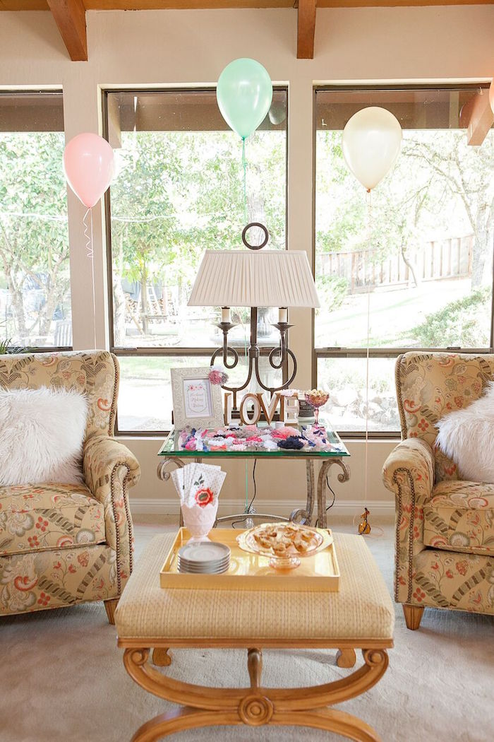 Boho Chic Baby Shower on Kara's Party Ideas | KarasPartyIdeas.com (7)