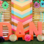 Boho Chic Birthday Party on Kara's Party Ideas | KarasPartyIdeas.com (3)
