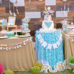 Boho Tribal Birthday Party on Kara's Party Ideas | KarasPartyIdeas.com (2)