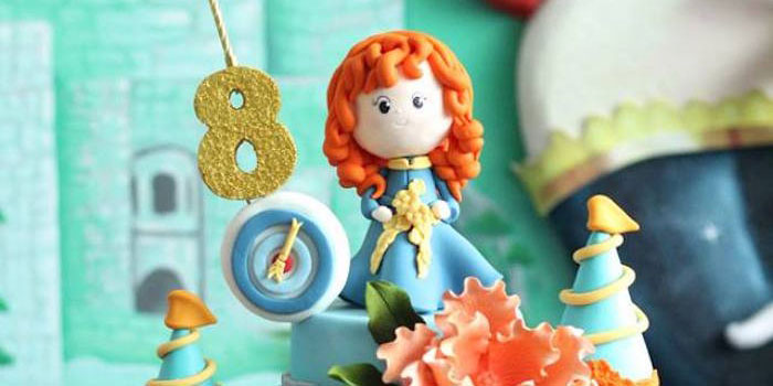Brave Birthday Party on Kara's Party Ideas   KarasPartyIdeas.com (3)