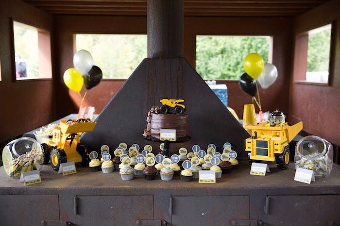Construction Birthday Party on Kara's Party Ideas | KarasPartyIdeas.com (30)