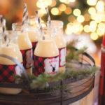 Cozy Tree Trimming Holiday Party on Kara's Party Ideas   KarasPartyIdeas.com (2)