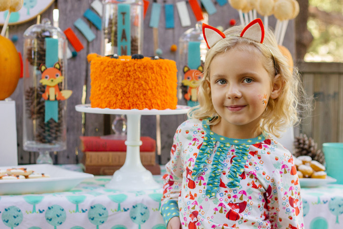 Karas Party Ideas Crafty Like a Fox Birthday Party Karas Party Ideas