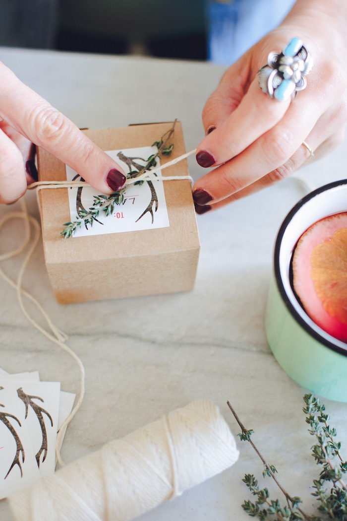 DIY Holiday Gift Ideas + Christmas Cards on Kara's Party Ideas | KarasPartyIdeas.com (12)