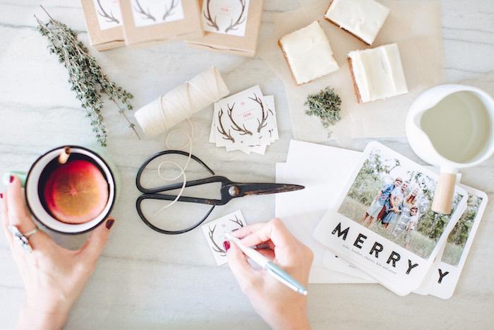 DIY Holiday Gift Ideas + Christmas Cards on Kara's Party Ideas | KarasPartyIdeas.com (20)