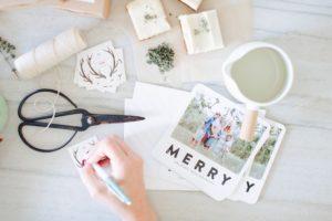 DIY Holiday Gift Ideas + Christmas Cards on Kara's Party Ideas   KarasPartyIdeas.com (16)