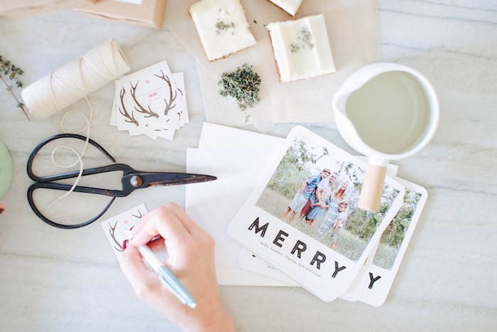 DIY Holiday Gift Ideas + Christmas Cards on Kara's Party Ideas | KarasPartyIdeas.com (16)
