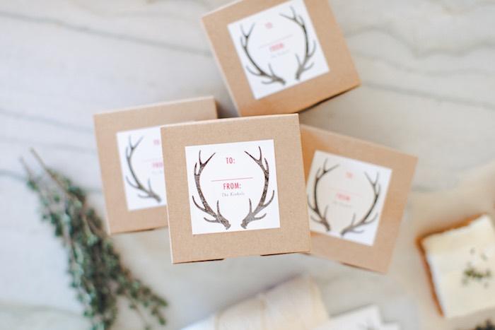 DIY Holiday Gift Ideas + Christmas Cards on Kara's Party Ideas | KarasPartyIdeas.com (14)
