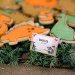 Dinosaur Birthday Party on Kara's Party Ideas | KarasPartyIdeas.com (5)