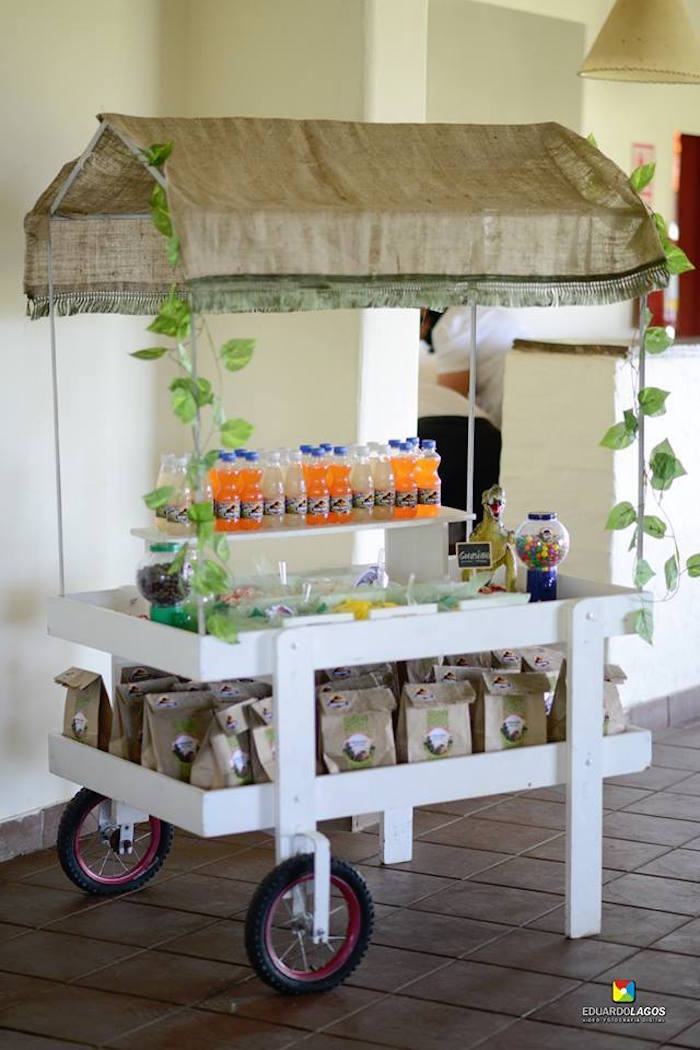 Diy Candy Cart Do It Your Self