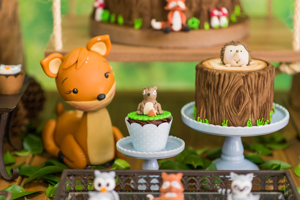 Enchanted Forest Birthday Party on Kara's Party Ideas   KarasPartyIdeas.com (56)
