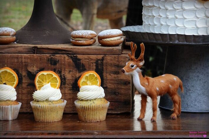 Sweets and decor from a Fall Dessert Table on Kara's Party Ideas | KarasPartyIdeas.com (19)