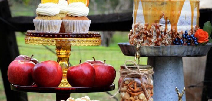 Fall Dessert Table on Kara's Party Ideas | KarasPartyIdeas.com (2)