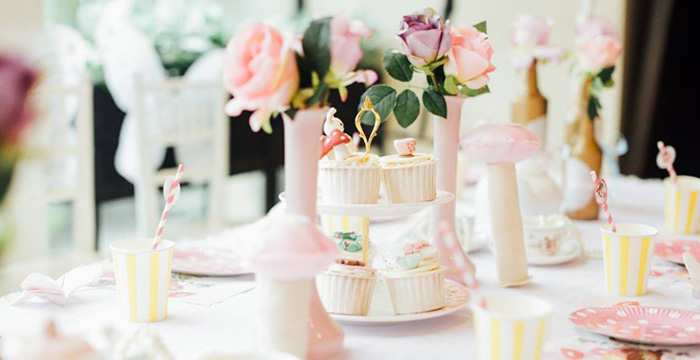 Friendly Fairy Birthday Party on Kara's Party Ideas | KarasPartyIdeas.com (2)