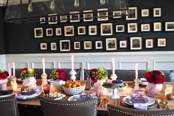 dinner party ideas for 10