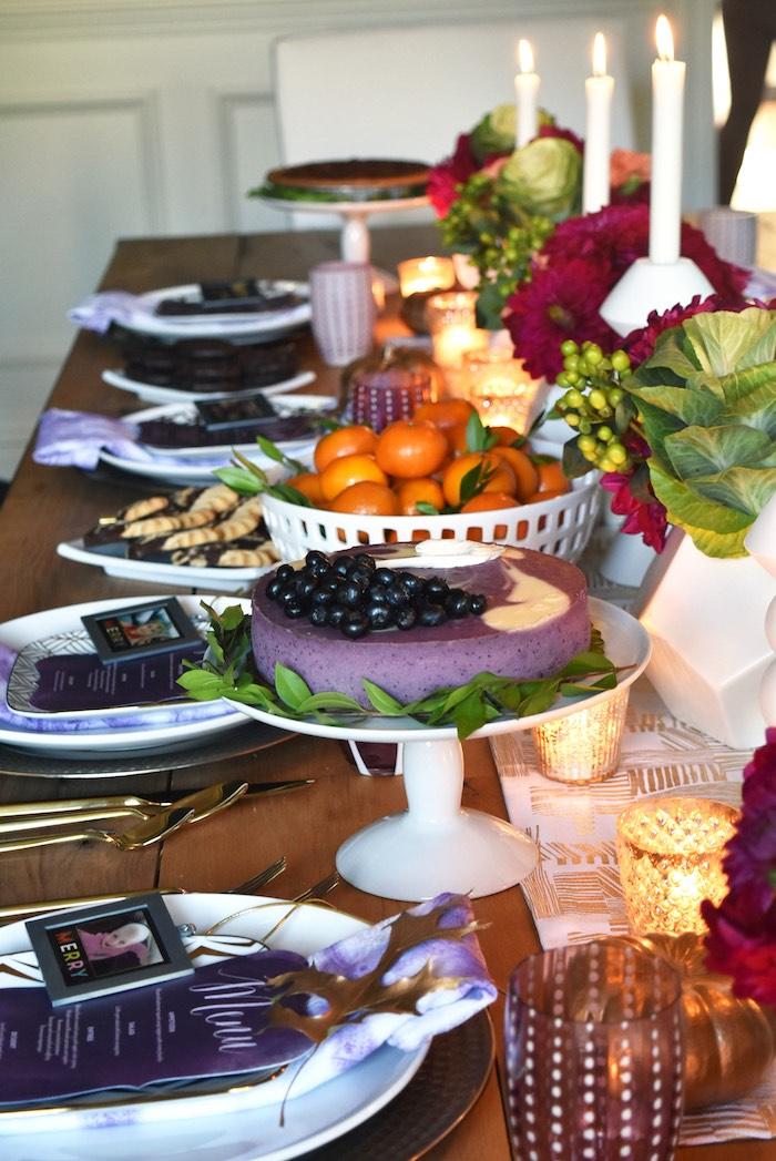 Friendsgiving Dinner Party on Kara's Party Ideas | KarasPartyIdeas.com (20)